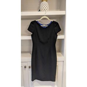 Tahari black dress size 8